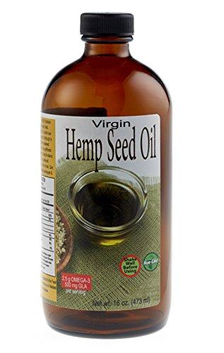 Sweet-Sunnahs-Natural-Quality-Assured-Virgin-Hemp-Seed-Oil-16oz-Plastic-Bottle
