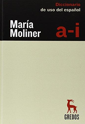 Diccionario De Uso Del Espanol (Spanish Edition)