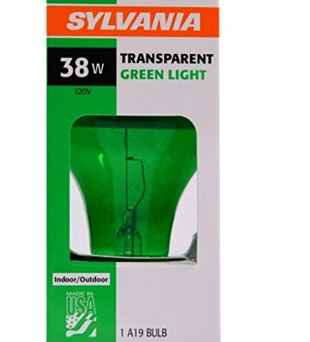 Sylvania Transparent Indoor Outdoor Green