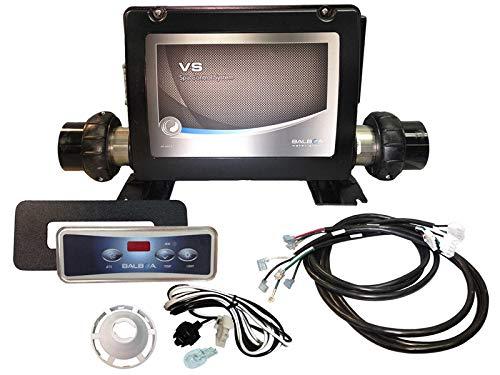 Balboa Instruments - Balboa Bundled System VS500Z Retrofit Kit - Primary Pump, Light, Ozone 54216-Z ^#H4345 344Y584H367936