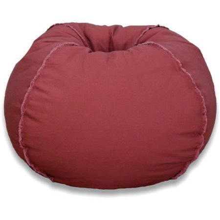 jelly bean bag chair pink - 7