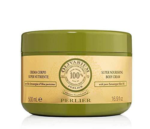 Perlier Olivarium 100% Organic Olive Oil Ultra Rich Body Cream HUGE 16.9 oz.