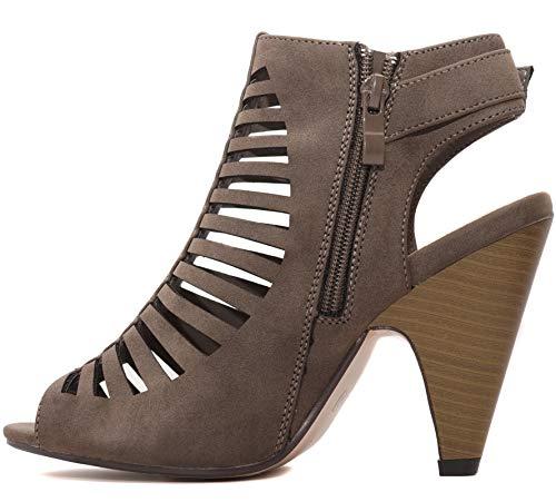 f7db1e5f0ef9 Jual Charles Albert Women s Gladiator Strappy Shaky Cone Heel ...