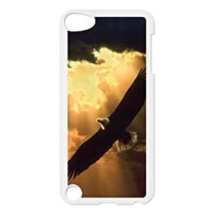 HB-P-CASE DIY Design Eagle Pattern Phone Case For Ipod Touch 5