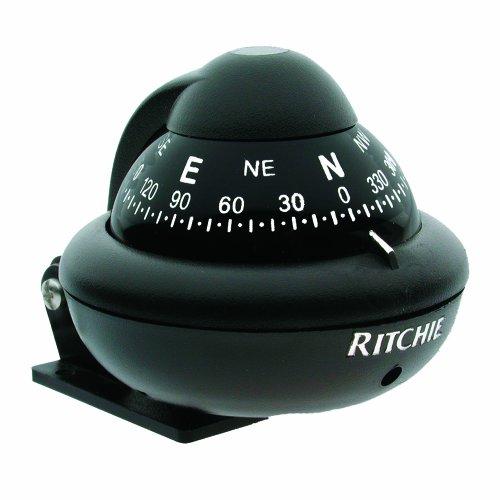(Ritchie X-10B-M RitchieSport Compass - Bracket Mount - Black)