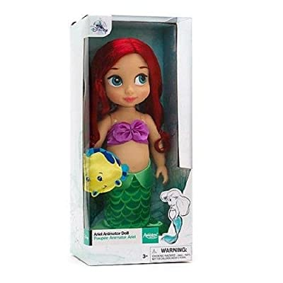 Disney Animators' Collection Ariel Doll - 15 inch: Toys & Games