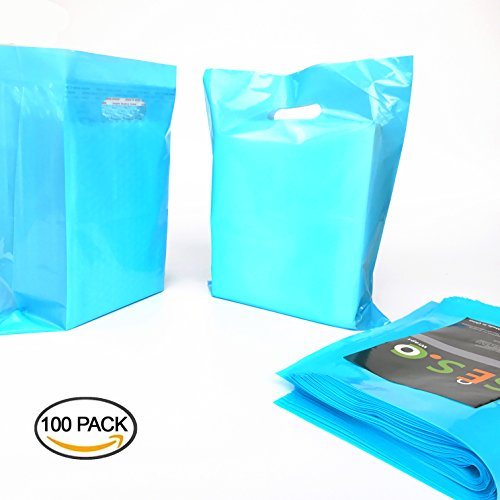 sesco-12x15-inches-blue-premium-glossy-plastic-merchandise-bags-die-cut-shopping-bags-retail-bags-10