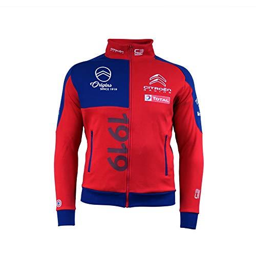 Citro/ën r/éplica Racing 2019 Sudadera Polar para Hombre