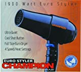 Hair Dryer 1900W Pro Champion (Pack Of 5)