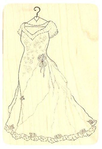 ink wedding dress - 8