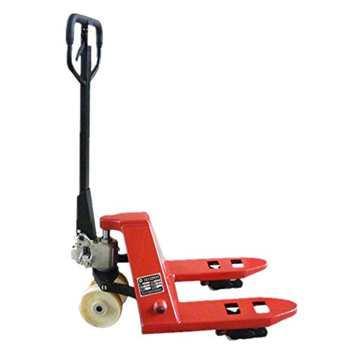 2.5 Ton Mini Hydraulic Hand Pallet Truck with Nylon Wheel - Ton Pallet