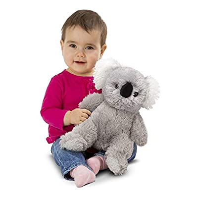 Melissa & Doug Sidney Koala Bear Stuffed Animal: Melissa & Doug: Toys & Games
