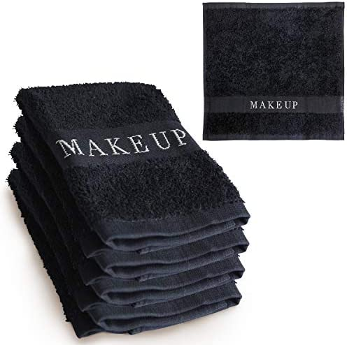 Washcloths Removing Foundation Resistant Lettering product image