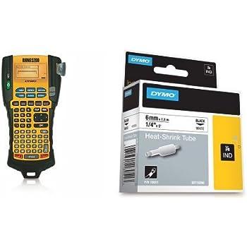 Amazon Com Dymo Rhinopro 5200 Industrial Label Printer