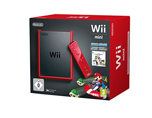 Nintendo Wii Mini Mario Kart Selects Bundle (Wii Mini Bundle compare prices)