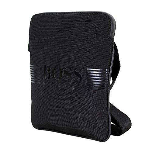 51af2e1722 Boss Green Pixel Sac à bandoulière en Noir Boss5883: Amazon.fr: Chaussures  et Sacs
