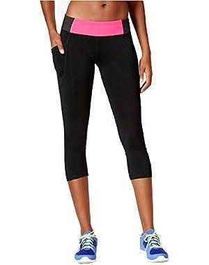 Performance Women's Side Pocket Capri Leggings