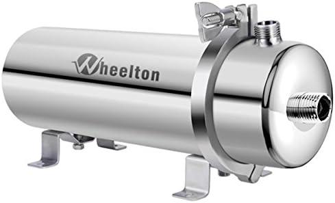 Wheelton PVDF Ultrafiltration - Purificador de agua (acero ...