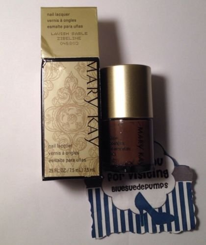 Mary Kay Vintage Lavish Sable Nail Polish (Mary Kay Nail)