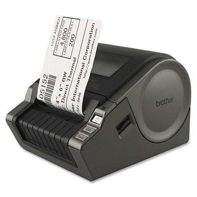 Brother QL-1050 Wide Format PC Label Printer (1050 Label Thermal Printer Ql)