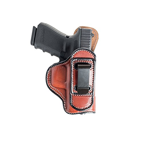 - Tuckable (IWB) Leather Holster for Sig Sauer P320 Compact, Carry. Inside The Pants Holster for Tuck in Shirt Conceal Carry.