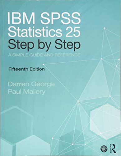 How to use ibm spss statistics 25