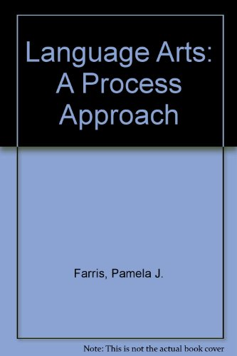 Language Arts: A Process Approach