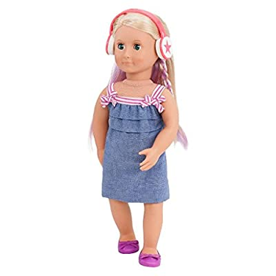 Our Generation Deluxe Doll - Layla &