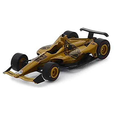 Indy Car Mario Andretti 50th Anniversary 1969 Indianapolis 500 Champion Dallara Universal Aero Kit Tribute IndyCar 1/64 Diecast by Greenlight 10853: Toys & Games