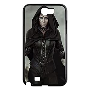 Samsung Galaxy N2 7100 Cell Phone Case Black The Witcher 3 Wild Hunt review Yennefer SLI_695828