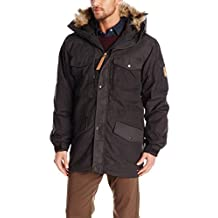 Fjallraven Men's Sarek Winter Jacket, Dark Grey, Medium by Fjallraven