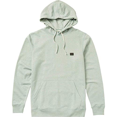 - Billabong Men's All Day Pullover Hoodie Dust Green Large