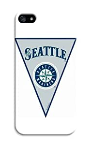 100% Brand New Hard Case Cover Customizable Baseball Seattle Mariners iphone 5/5s Cases