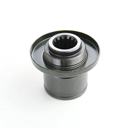 NICHE Front Differential Driveshaft Coupler Coupling Set for Yamaha Grizzly 660 2003-2008 by NICHE (Image #3)