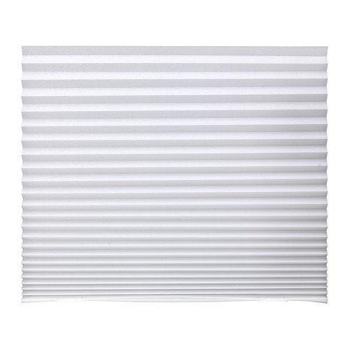 Ikea Schottis Pleated Blind White 90x190 Cm Amazon