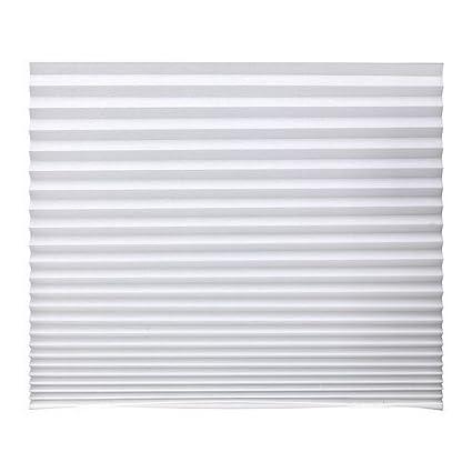 Ikea Schottis Tenda Oscurante Pieghettata Colore Bianco 90 X 190 Cm
