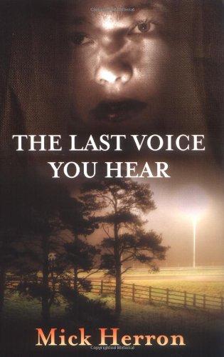 The Last Voice You Hear pdf epub