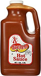 Texas Pete Original Hot Sauce Net Wt 1 Gal