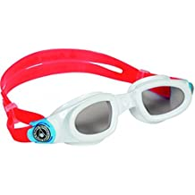 Aquasphere Moby Kid Swimming Goggle White Red