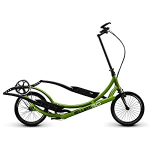 ElliptiGO 8C The World's First Outdoor Elliptical Bike AND Your Best Indoor Elliptical Trainer