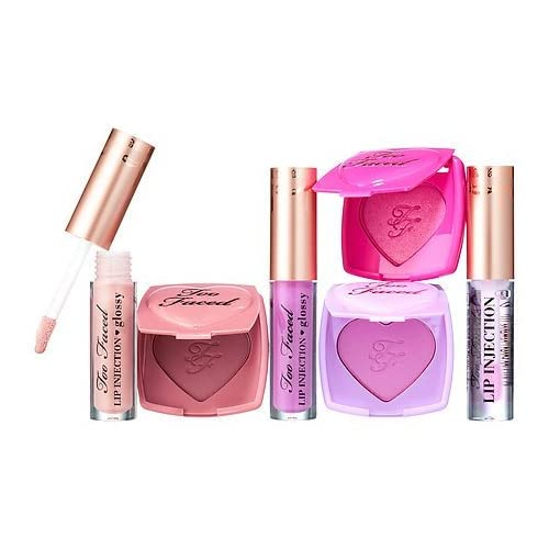 Too Faced Naughty Kisses & Sweet Cheeks Set 2016Holiday Limited Edition