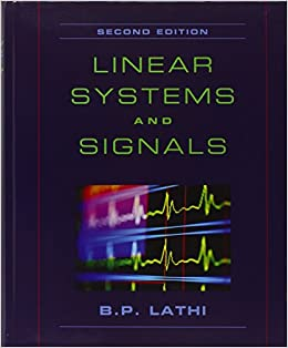 Linear Systems and Signals, 2nd Edition