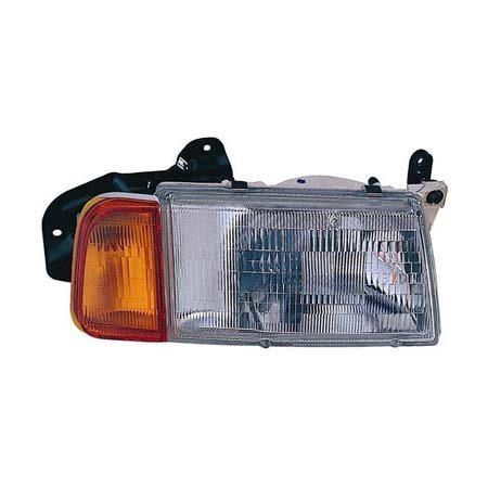 Fits Suzuki Sidekick 2DR 1989-1998/4DR 1992-1998 Headlight Assembly Passenger Side SZ2503101, SZ2503103
