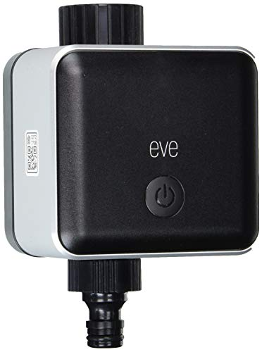 Eve Aqua Smart Water Controller, Works with Apple HomeKit (10027912) (Renewed)