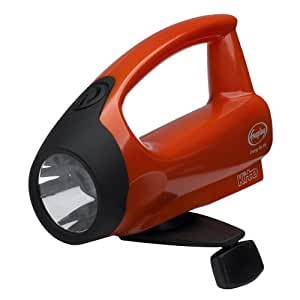 Freeplay Energy Kito Crank Only LED Flashlight (Tangerine)