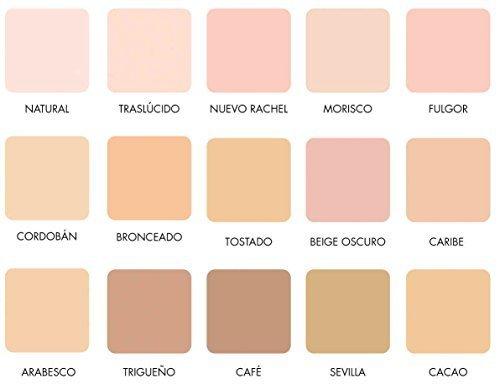 Maja Cream Powder with Mirror Cordoban Color .5oz By Myrurgia by Maja