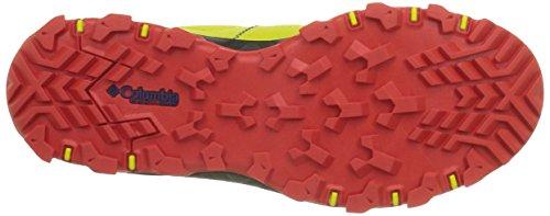 Columbia Peakfreak Xcrsn Ii Xcel Outdry, Zapatos de Low Rise Senderismo para Hombre Verde (Zour, Black 726Zour, Black 726)