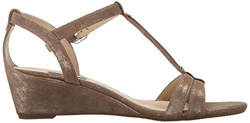 Ecco Schoenen Dames Dames Rivas 45 Jurk Sandaal Navajo Bruin