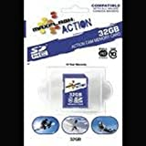 Maxflash 32 GB Action Memory Card