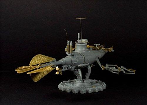 Alliance Model Works 1:144 Steam Punk Submarine Resin Kit #FW001 4